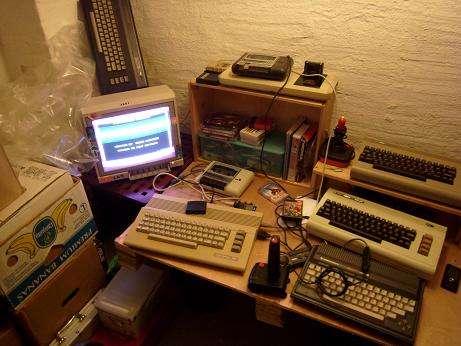 jonatanforsberg net: The Mega-Cart for the VIC-20